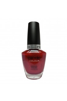 Cuccio Colour Nail Lacquer - Soiree, Not Sorry - 13ml / 0.43oz