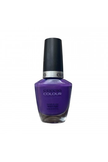 Cuccio Colour Nail Lacquer - Water You Doing? - 13ml / 0.43oz