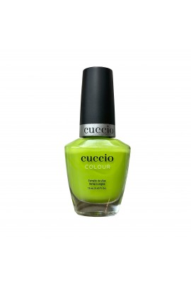 Cuccio Colour Nail Lacquer - Wow the World - 13ml / 0.43oz