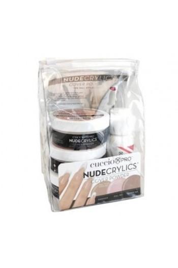 Cuccio Pro - NudeCrylics Cover Powder Kit