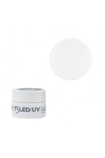 Cuccio T3 LED/UV -  Self Leveling Cool Cure Gel - Clear - 7 g / 0.25 oz