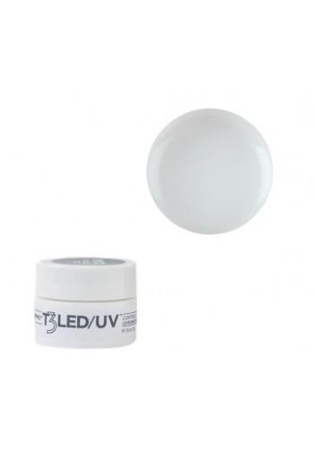 Cuccio T3 LED/UV -  Self Leveling Cool Cure Gel - White - 7 g / 0.25 oz