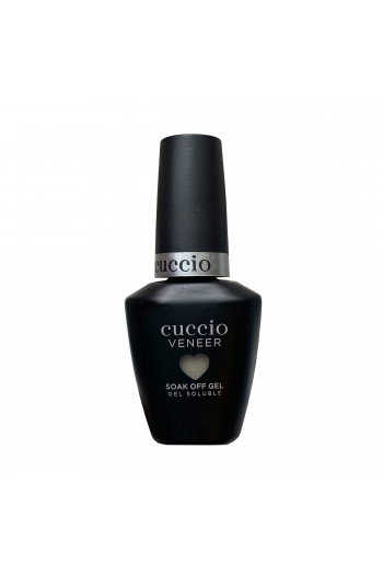 Cuccio Colour Veneer - Soak Off LED/UV Gel Polish - Hair Toss - 0.43oz / 13ml