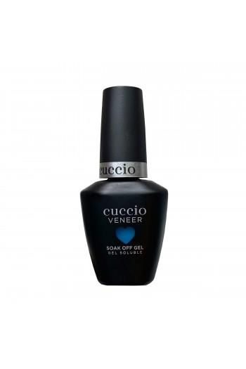 Cuccio Colour Veneer - Soak Off LED/UV Gel Polish - Live Your Dreams - 0.43oz / 13ml