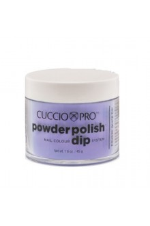 Cuccio Pro - Powder Polish Dip System - Bright Grape Purple - 1.6 oz / 45 g