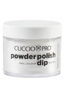Cuccio Pro - Powder Polish Dip System - Clear - 1.6oz / 45g