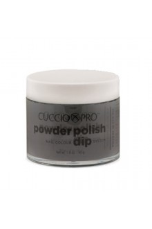 Cuccio Pro - Powder Polish Dip System - Dark Blue w/ Black Undertones - 1.6 oz / 45 g
