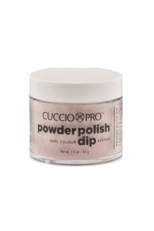 Cuccio Pro - Powder Polish Dip System - Dark Red Glitter - 1.6 oz / 45 g