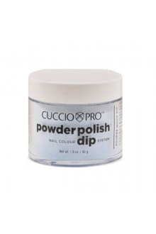 Cuccio Pro - Powder Polish Dip System - Deep Blue Glitter - 1.6 oz / 45 g