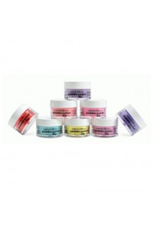 Cuccio Pro - Powder Polish Dip System - Heatwave Collection - 8 Piece Set - 0.5 oz / 14 g Each