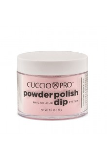 Cuccio Pro - Powder Polish Dip System - French Pink - 1.6 oz / 45 g