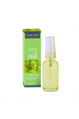 Cuccio Cuticle Revitalizer Complex - Grapeseed Oil - 0.5oz / 15ml