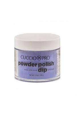 Cuccio Pro - Powder Polish Dip System - Ink Blue - 1.6 oz / 45 g