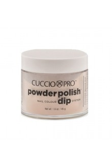 Cuccio Pro - Powder Polish Dip System - Iridescent Cream - 1.6 oz / 45 g