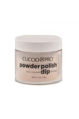 Cuccio Pro - Powder Polish Dip System - Iridescent Cream - 1.6 oz / 45 g
