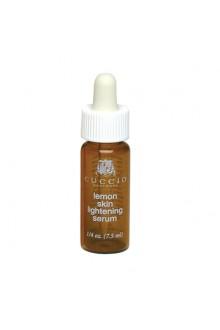 Cuccio Luxury Spa - Lemon Skin Lightening Serum - 0.25oz / 7.5mL