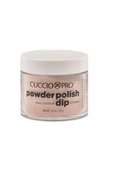 Cuccio Pro - Powder Polish Dip System - Light Pink w/ Rainbow Glitter - 1.6 oz / 45 g