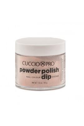 Cuccio Pro - Powder Polish Dip System - Light Pink w/ Rainbow Glitter - 1.6 oz / 45 g