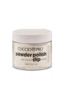 Cuccio Pro - Powder Polish Dip System - Pearl - 1.6 oz / 45 g