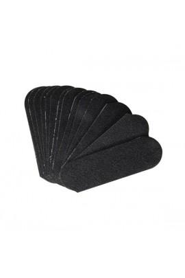 Cuccio Pedicure File - Black 80 Grit Refill Paper - 50 Count