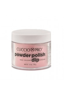 Cuccio Pro - Powder Polish Dip System - Rose w/ Shimmer - 1.6 oz / 45 g