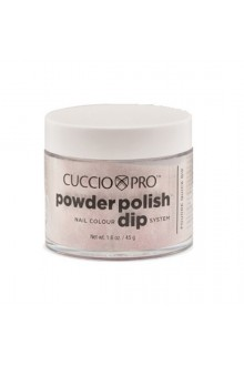 Cuccio Pro - Powder Polish Dip System - Ruby Red Glitter - 1.6 oz / 45 g