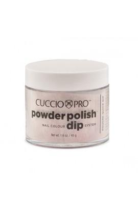 Cuccio Pro - Powder Polish Dip System - Ruby Red Glitter - 1.6 oz / 45 g