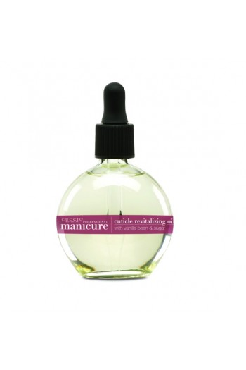 Cuccio Cuticle Revitalizer Complex - Vanilla Bean & Sugar - 2.5oz / 75mL