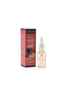 Cuccio Cuticle Revitalizer Complex - Vanilla Bean & Sugar - 0.5oz / 15ml