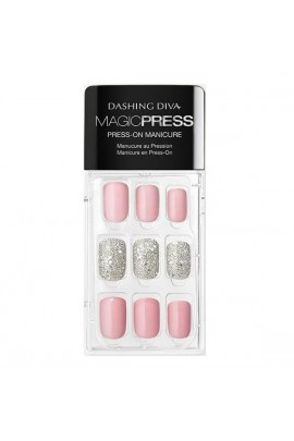 Dashing Diva - Magic Press - Press-On Manicure - Keep It Sweet - 30 Pieces