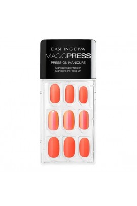 Dashing Diva - Magic Press - Press-On Manicure - Power Punch - 30 Pieces