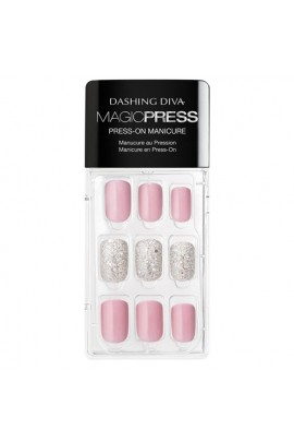 Dashing Diva - Magic Press - Press-On Manicure - Rise Up - 30 Pieces