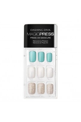 Dashing Diva - Magic Press - Press-On Manicure - Seeing is Believing - 30 Pieces
