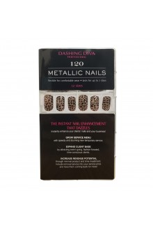 Dashing Diva - Metallic Nails - Animal Instincts - 120ct