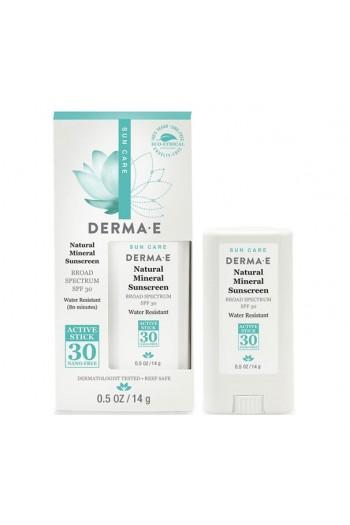 Derma E- Sun Defense Mineral Sunscreen SPF30 - 14 g / 0.5 oz
