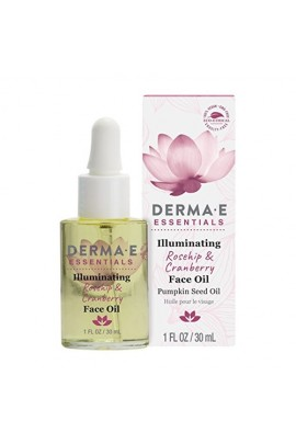 Derma E Beauty - Illuminating Face Oil - 1oz / 30ml