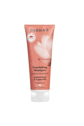 Derma E Beauty - Hair Care - Nourishing Shampoo - 8oz / 236ml