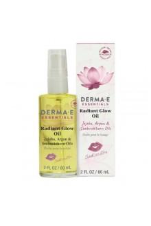 Derma E Beauty - Radiant Glow Face oil - 2oz / 60ml