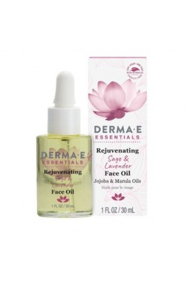 Derma E Beauty - Rejuvenating Face Oil - 1oz / 30ml
