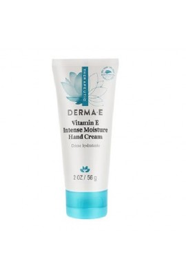 Derma E Beauty - Vitamin E Intense Moisture Hand Cream - 2oz / 56g