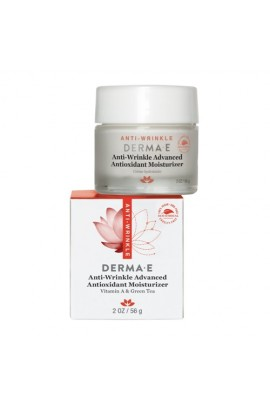 Derma E Beauty - Anti-Wrinkle Advanced Moisturizer - 2oz / 56g