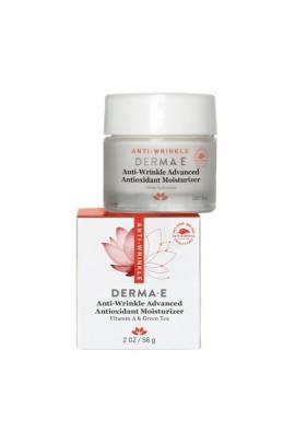 Derma E Beauty - Anti-Wrinkle Advanced Moisturizer - 2oz / 56g