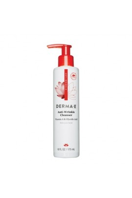 Derma E Beauty - Anti-Wrinkle Cleanser - 6oz / 175ml