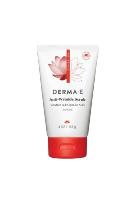 Derma E Beauty - Anti-Wrinkle Scrub - 4oz / 113g