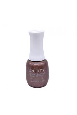 Entity One Color Couture Soak Off Gel Polish - Pretty Paillettes - 0.5oz / 15ml