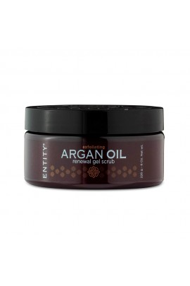 Entity - Argan Oil - Renewal Gel Scrub - 226g / 8oz