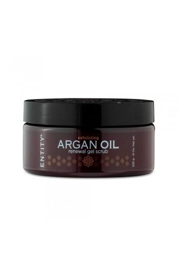 Entity - Argan Oil - Renewal Gel Scrub - 226g / 8oz