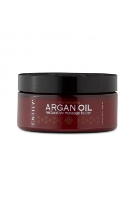 Entity - Argan Oil - Restorative Massage Butter - 226g / 8oz