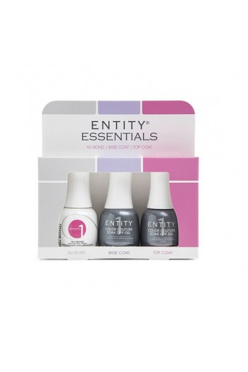 Entity One Color Couture Soak Off Gel - Essentials 3 Pack KIT