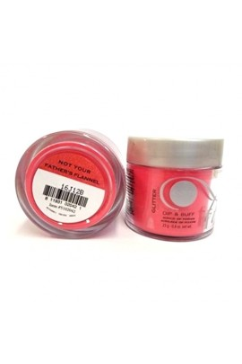 Entity Dip & Buff Acrylic Dip System - Not Your Father's Flannel - 0.8oz / 23g
